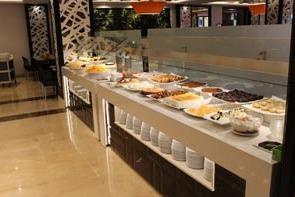 restaurant evenia olympic resort