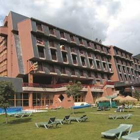 Hoteles en Cerler Evenia Monte Alba