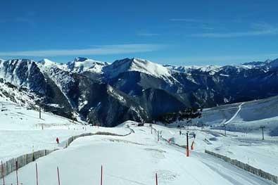 Estación esquí Grandvalira