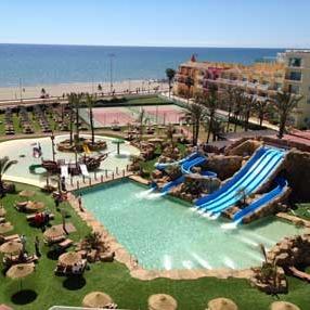 hoteles todo incluido evenia zoraida beach resort