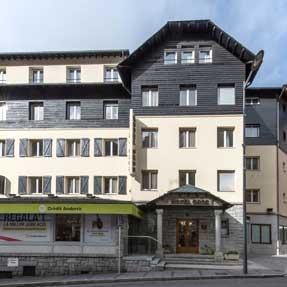Hoteles en Encamp Evenia Oros