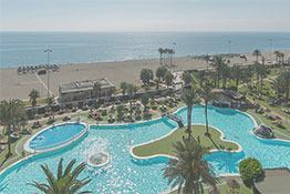 hoteles en Primera línea de playa