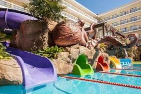 hotels amb parc aquàtic a la costa brava