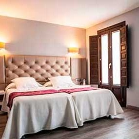 hoteles románticos evenia alcalá boutique