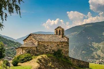Hoteles en Andorra