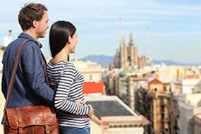 hoteles románticos en barcelona