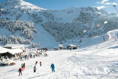 Ski Station Aramón Cerler