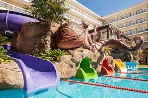 Hoteles todo incluido en lloret de mar evenia olympic garden