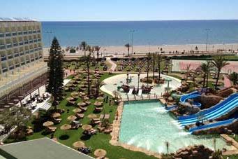 Ofertas Playa Roquetas de mar evenia hotels