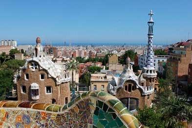 Hoteles urbanos en Barcelona