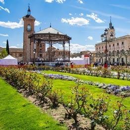 Hoteles en Alcalá de Henares