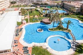 hotels amb tobogans a Lloret de Mar