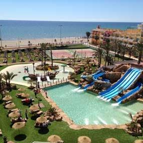 hotel todo incluido en roquetas de mar evenia zoraida garden