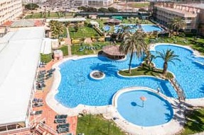 water park hotels in lloret de mar